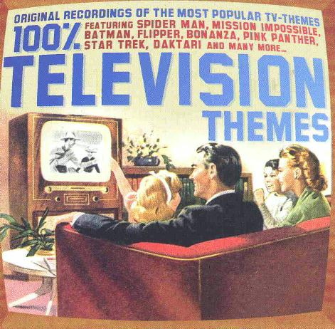 Greatest televsion theme songs of all time, best TV themes