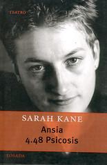 Sarah Kane, Ansia - 4.48 Psicosis