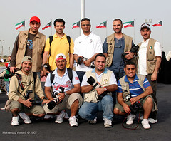 Team (dawey [Mohammad Alhameed]) Tags: team canon20d national kuwait independence  voluntary picturecollection vwc   dawey  canon28135ismm kuwaitvoluntaryworkcenter  photovwc kuwaitvwc