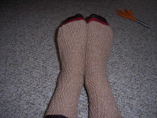 eidelweiss socks 2