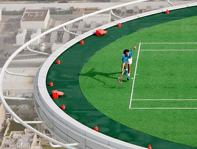 dubai hotel tennis court. Dubai Hotels Tennis Court 6