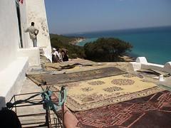 Terrasse du Marabout Sidi Ali El Mekki