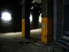 Underground (Fonk) Tags: city brussels station underground town construction belgium belgique gare metro centre central bruxelles center structure brussel ville souterrain travaux alterations centraal horta fonk rodworks
