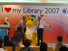 """I Love My Library 2007"""