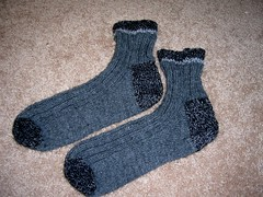 Papa's socks 2
