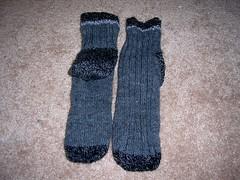 Papa's socks