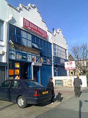 Picture of Brixton Fish Bargain Warehouse