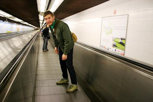 mooooving platform