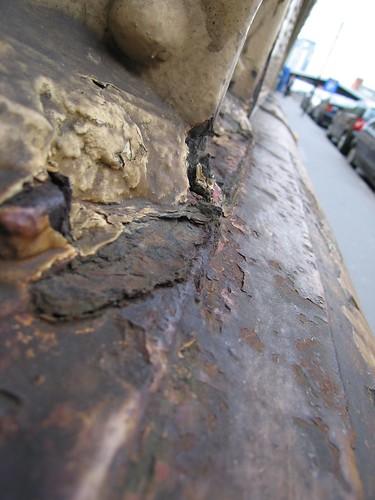 Rusting Wall