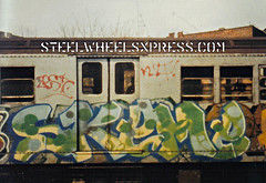 skeme12 (Zomboider) Tags: newyork subway graffiti panel oldschool tnt skeme