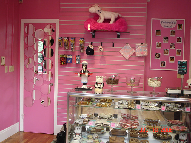 PawPoochies - Dog Barkery and Boutique by sniflabs