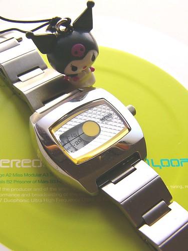 Retro Future Watch