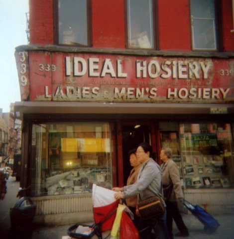 Grand Street, Lower East Side by Barbara L. Hanson, on Flickr