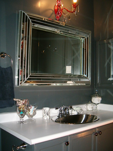 Luxury Bathroom Mirror