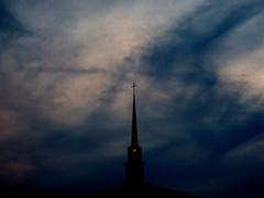 Troubling skies