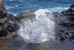 Surprise (Mallady) Tags: hawaii maui blowhole nakalele