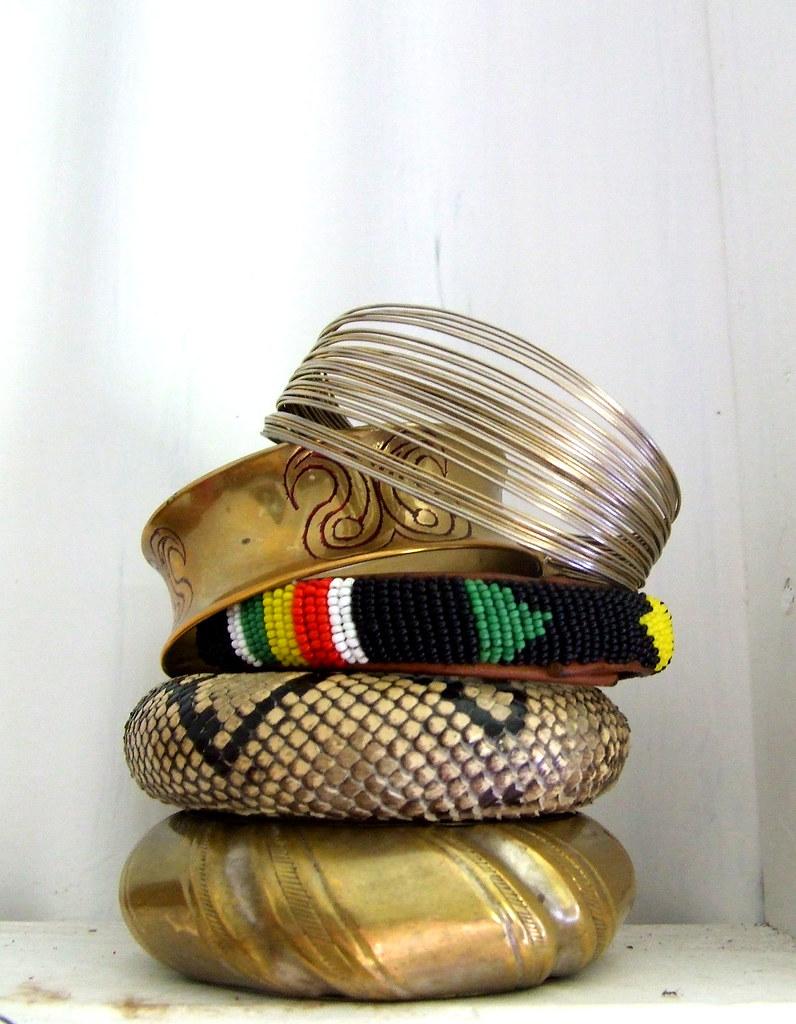 Saipan - the bangles