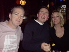 Pat, Kev & Shiona