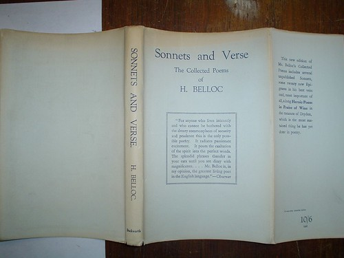 Belloc Cover