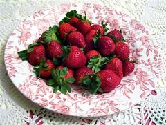 Strawberries (turtlepatrol) Tags: strawberry