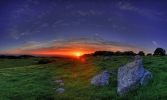 Lynch Sunset Panorama (Josh Sommers) Tags: sunset panorama searchthebest petaluma sonomacounty hdr allrightsreserved hugin photomatix flickrsbest lynchroad weekendamerica p1f1 superbmasterpiece copyrightjoshsommers2007