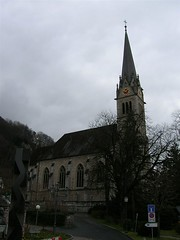 Kathedrale St. Florin (2) (kastchei2112) Tags: church cathedral liechtenstein stflorin