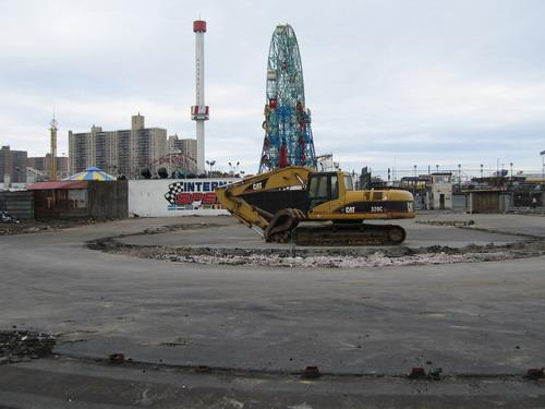 Coney Demolition 3-24
