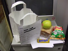 Canteen - Packed Lunch #2