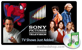 Sony Adds TV Shows to iTunes