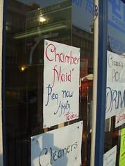 Chamber Maid?