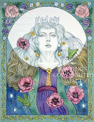 The Moon Sings a Lullaby ER3 by Elizabeth Ruffing