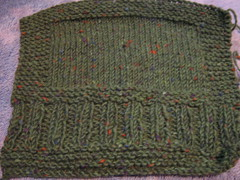 tahki finished swatch