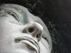 Monument close up