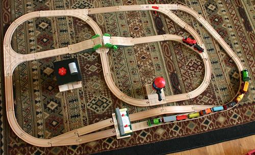 Thomas Track Layout #1 | Wendolonia