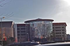 Plus City (austrianpsycho) Tags: building glass shoppingcenter gebäude glas parkhaus pasching megaplex pluscity