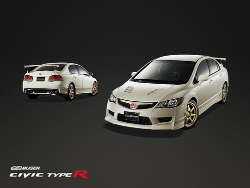 Фотографии Honda Civic Type R Mugen