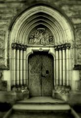 Lost Souls (Ewciak & Leto) Tags: dark sadness gate 500v20f darkness noiretblanc gothic fantasy legend canoneos350d mystic lostsouls blueribbonwinner 250v10f abigfave anawesomeshot aplusphoto v401500 v101200 v76100 v501600 v601700 v701800 v201300 castlesdreams v301400