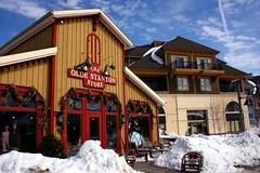 BlueMountain 02 (Royal Olive) Tags: blue mountain snow ontario canada ski store village collingwood resort olde stanton the