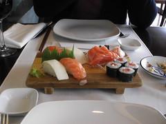 Sushi, Shasimi y Maki variado