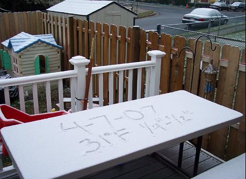 4-7-07 Snow