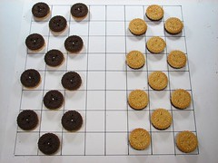 Cookie Checkers, starting out