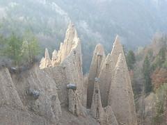 Steinegg Erdpyramiden