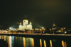 Moscow Night (Dickon's Photos) Tags: holiday nightshot russia moscow favourites randomsubject greatphotos russiaart