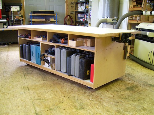 Workbenches For The Shop By Todd A Clippinger