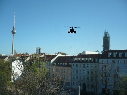 Apache over Berlin