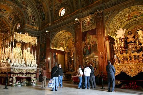 basilica de la macarena, seville