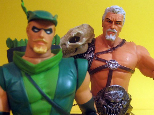 Green Arrow and Warlord