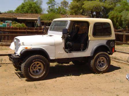 Cody - '81 Jeep CJ-7