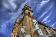 Catedral Basilica de la Purisima (HDR) - by bryce_edwards
