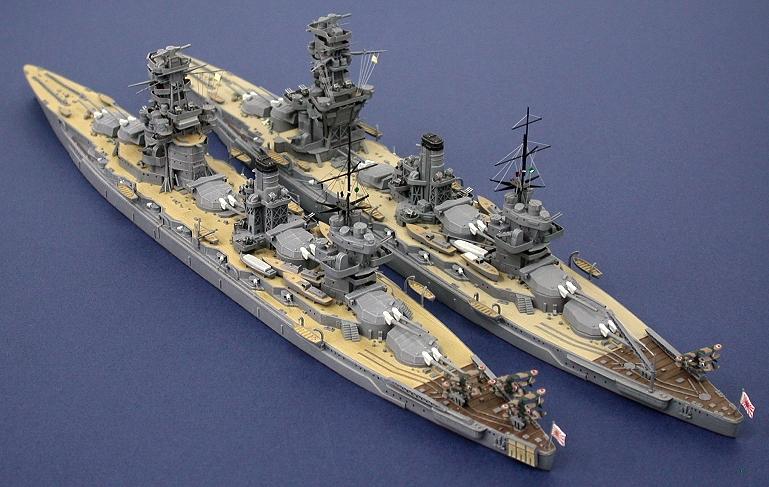 IJN Battleship Fuso Wreck